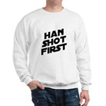 Han Shot First Sweatshirt
