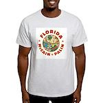 Florida For McCain / Palin Light T-Shirt