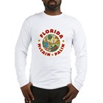 Florida For McCain / Palin Long Sleeve T-Shirt