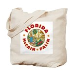 Florida For McCain / Palin Tote Bag
