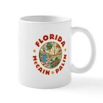 Florida For McCain / Palin Mug