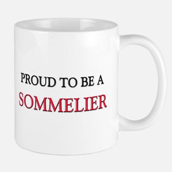 Proud to be a Sommelier Mug
