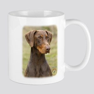 Dobermann 9K060D-19 Mug