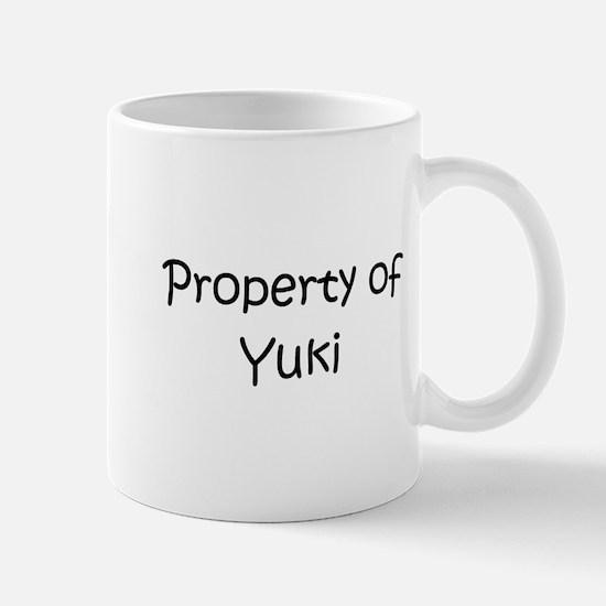 Yuki Mug