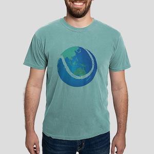 world tennis ball globe T-Shirt