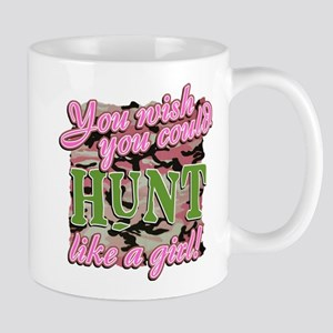 Hunt Like a Girl Mug