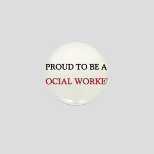Proud to be a Sociobiologist Mini Button