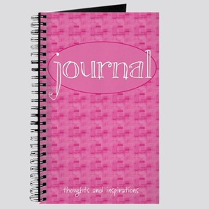 Flirty Pink - Journal or Diary