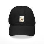 DUGAST Family Crest Black Cap
