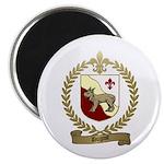 DUGAST Family Crest Magnet