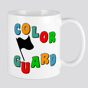 Colorful Guard Mug