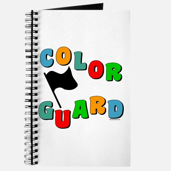 Colorful Guard Journal