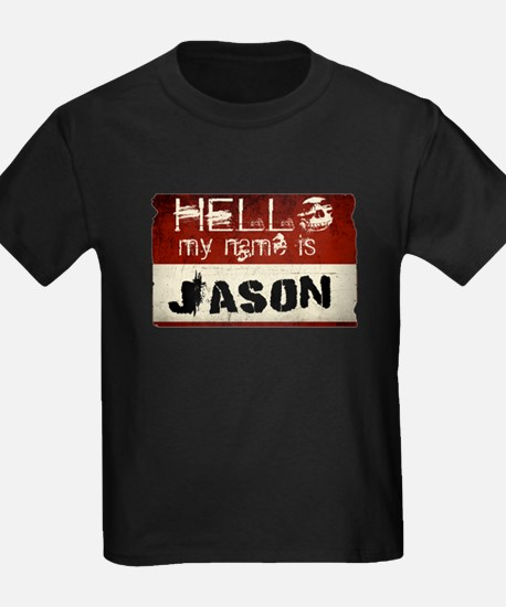 My name is Jason T