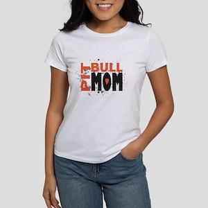 Pit Bull Mom Women's T-Shirt