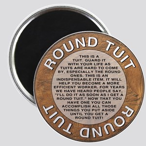 "Round Tuit 2.25"" Button"