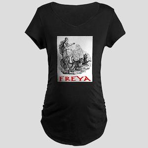 FREYA Maternity Dark T-Shirt