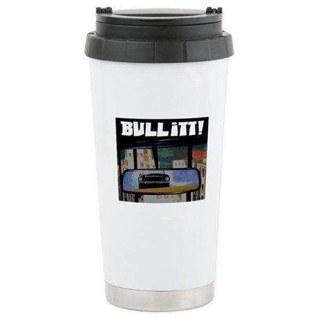 ULTIMATE CAR CHASE! Stainless Steel Travel Mug