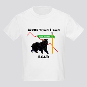 More Than I Can Bear Market Kids Light T-Shirt
