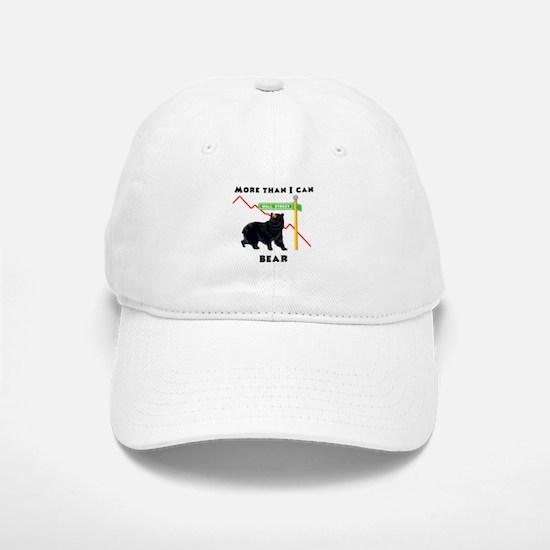 More Than I Can Bear Market Baseball Baseball Cap