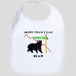 More Than I Can Bear Market Bib