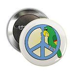 Parrots for Peace Button