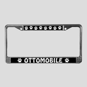 Ottomobile License Plate Frame