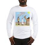 Oasis Hot Long Sleeve T-Shirt