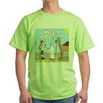 Oasis Hot Green T-Shirt