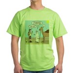Oasis Hot Green T-Shirt
