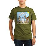 Oasis Hot Organic Men's T-Shirt (dark)