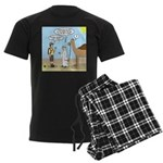 Oasis Hot Men's Dark Pajamas