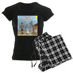 Oasis Hot Women's Dark Pajamas