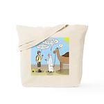 Oasis Hot Tote Bag