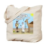 Oasis Hot Tote Bag