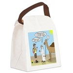 Oasis Hot Canvas Lunch Bag