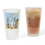 Oasis Hot Drinking Glass