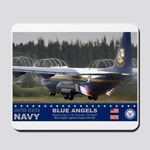 Blue Angels C-130 Hercules Mousepad