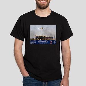 Blue Angels C-130 Hercules Dark T-Shirt
