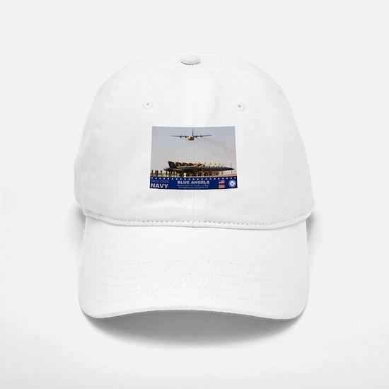 Blue Angels C-130 Hercules Baseball Baseball Cap