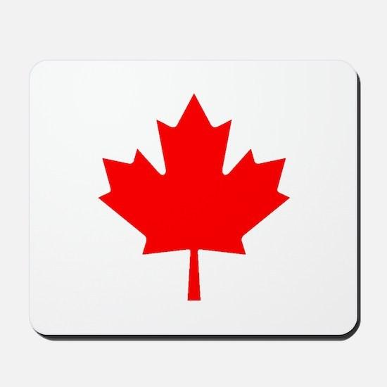 Maple Leaf Mousepad