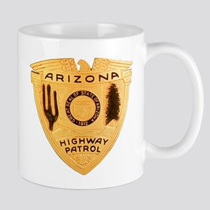 Arizona Highway Patrol Mug