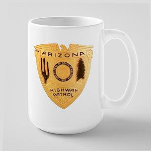 Arizona Highway Patrol Large Mug