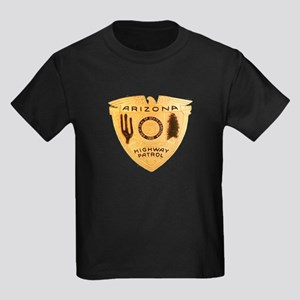 Arizona Highway Patrol Kids Dark T-Shirt
