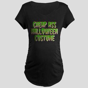 Cheap Halloween Costume Maternity Dark T-Shirt