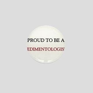 Proud to be a Sedimentologist Mini Button