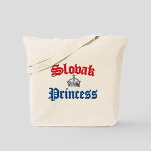Slovak Princess 2 Tote Bag