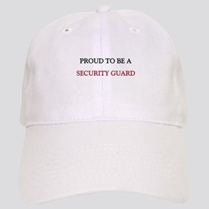 Proud to be a Security Guard Cap