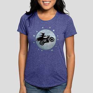 witch-biker-moon- T-Shirt