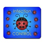 Infection Control Mousepad