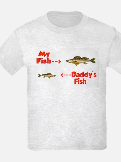 Myfishdaddysfish2 T-Shirt